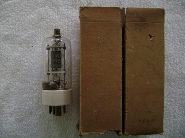New Old Stock Vacuum Tubes For Sale